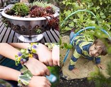 Kinderbücher: Outdoor Kreativbuch
