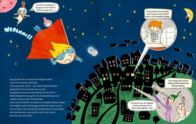Kinderbücher: Super Neo