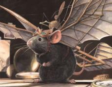 Lindbergh – Geschichte einer fliegenden Maus
