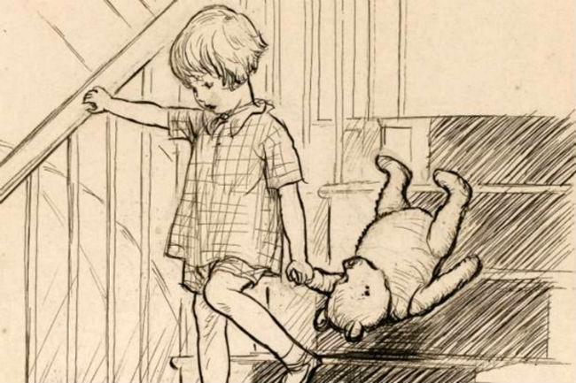 Kinderbücher: Pu der Bär
