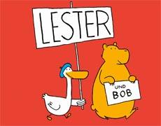 Kinderbücher: Die Abenteuer von Lester und Bob