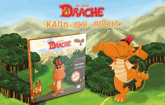 """Kinderbücher: Der kleine Drache """"Kann-ich-nicht"""""""