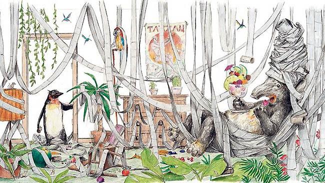 Kinderbücher: Gordon und Tapir