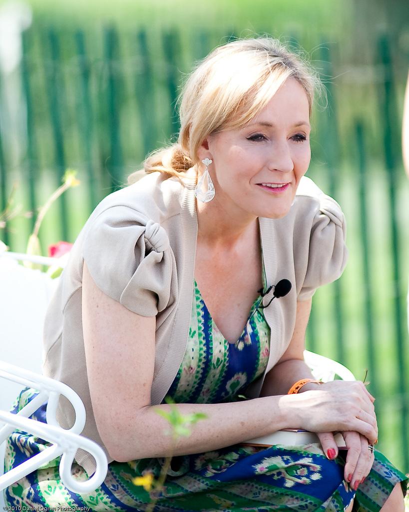 Kinderbücher: J. K. Rowling