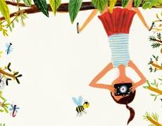 Kinderbücher: Die Biene, die sprechen konnte