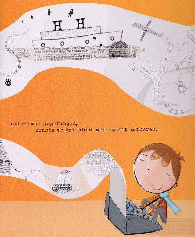 Kinderbücher: Die Geschichtenmaschine