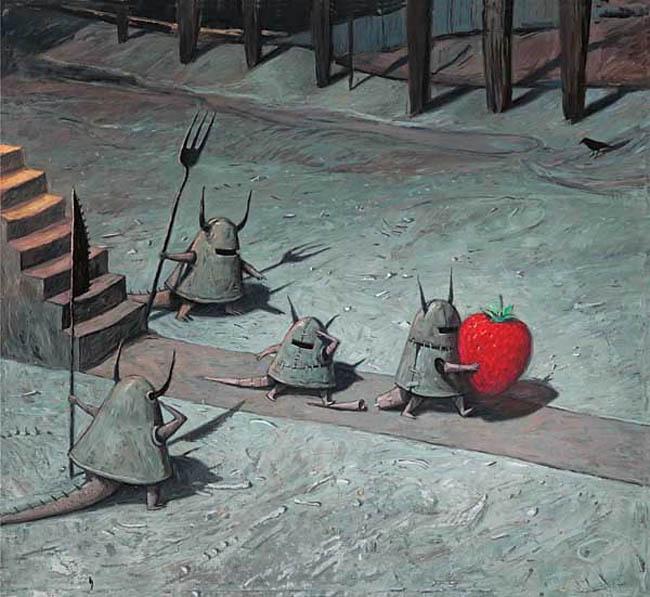 Kinderbücher: Shaun Tan - Die Regeln des Sommers