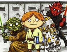 Kinderbücher: Star Wars Jedi Akademie