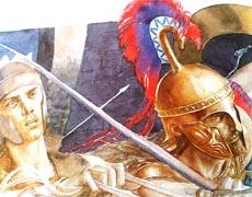 Kinderbücher: Schwarze Schiffe vor Troja - Ilias