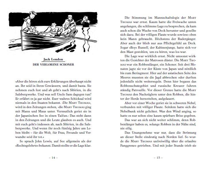 Seefahrer-Geschichten für Kinder und Jugendliche: Auf Kaperfahrt