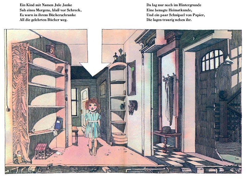 Kinderbücher: Jules Ratte