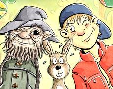 Kinderbücher: Tom und der Waldschrat