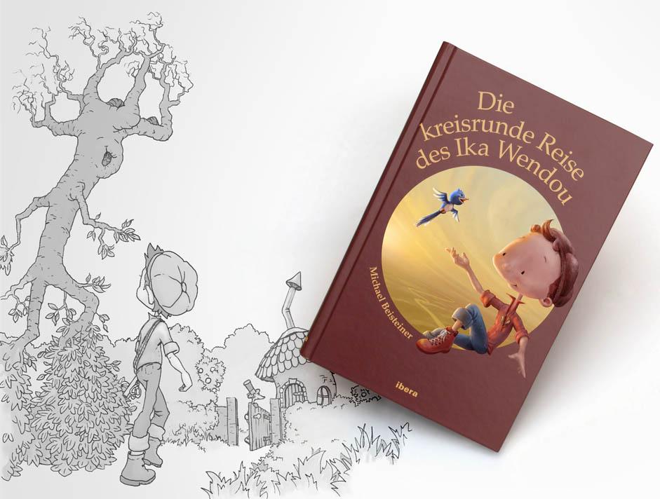 Kinderbücher: Die kreisrunde Reise des Ika Wendou