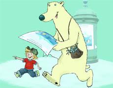 Ausflug mit Bär