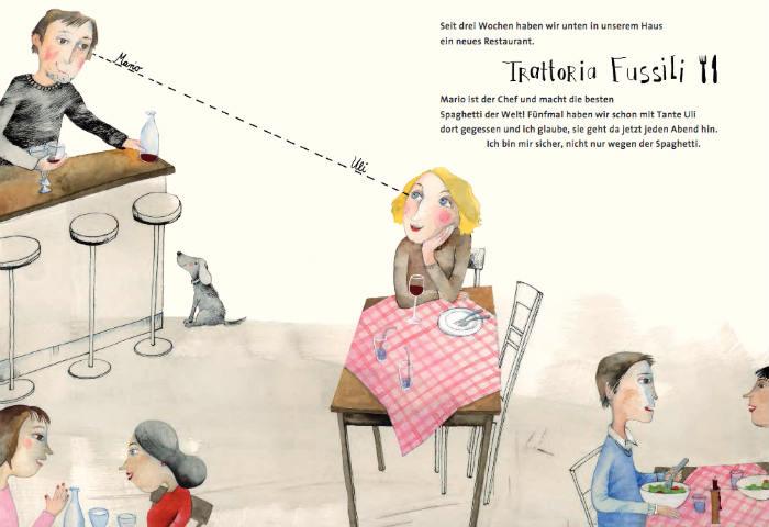 Kinderbücher: Carlotta, Henri und das Leben
