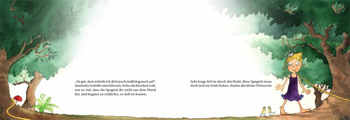 Kinderbücher: Die Schlürfprinzessin