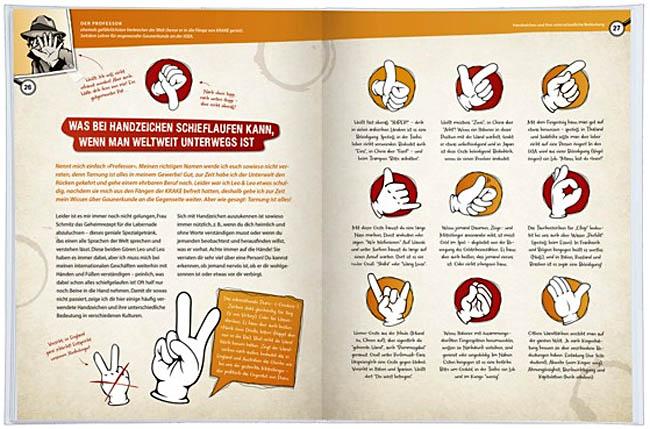 Kinderbücher: Grundkurs für Detektive - Das Standardwerk