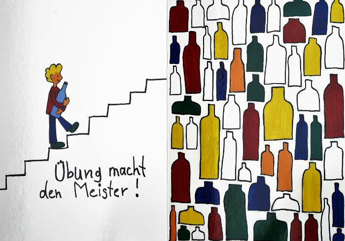 Kinderbücher: Max holt Sprudel