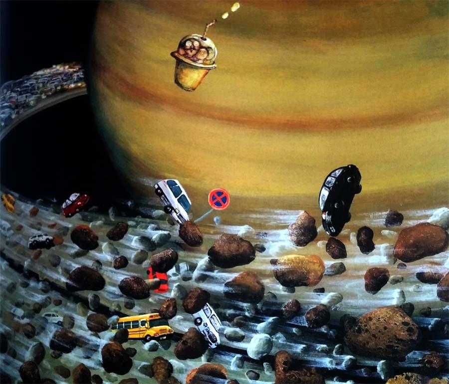 Kinderbücher: Merkur, Mond und Milchstraße