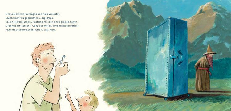 Kinderbücher: Das brauch ich alles noch!