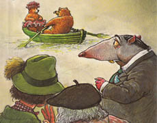 Kinderbücher: Das Tanzbärenmärchen