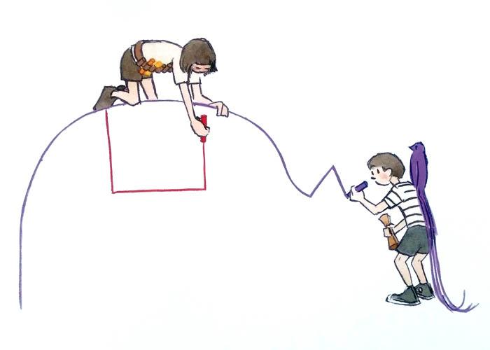 Kinderbücher: Aaron Becker - Die Suche
