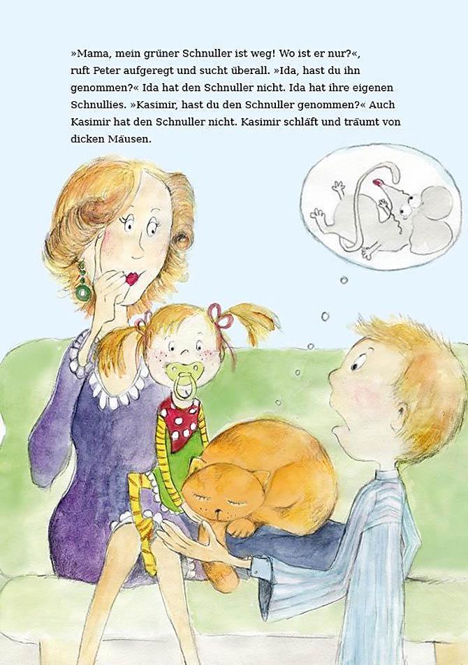 Kinderbüchr: Klaus Schnullermaus