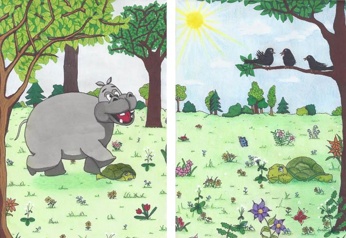 Kinderbücher: Mirelle und ihre Freunde