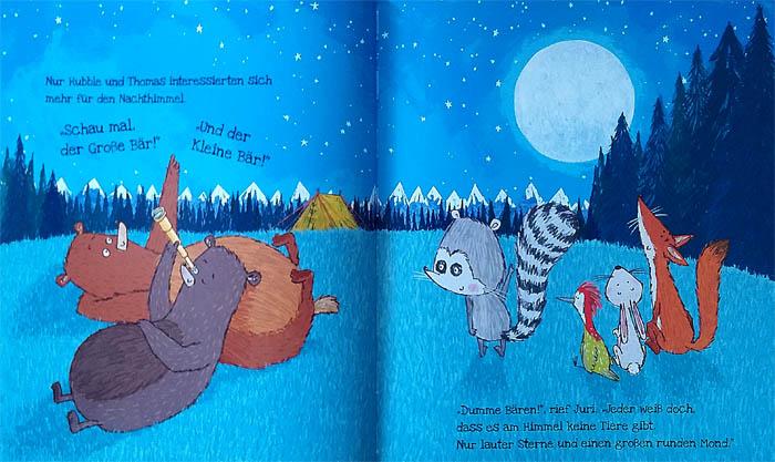 Kinderbücher: Wer hat den Mond gestohlen?