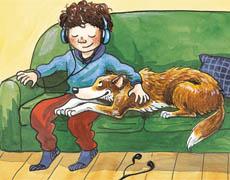 Kinderbücher: Man sieht auch mit den Ohren gut