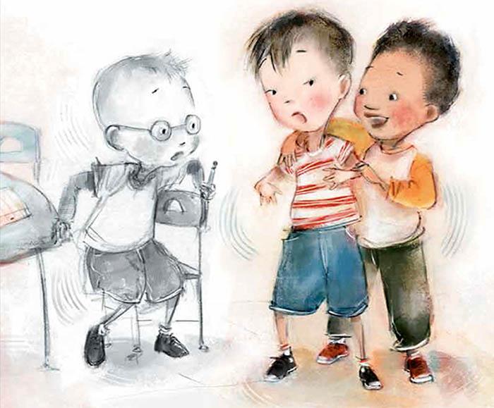 Kinderbücher: Ole Unsichtbar