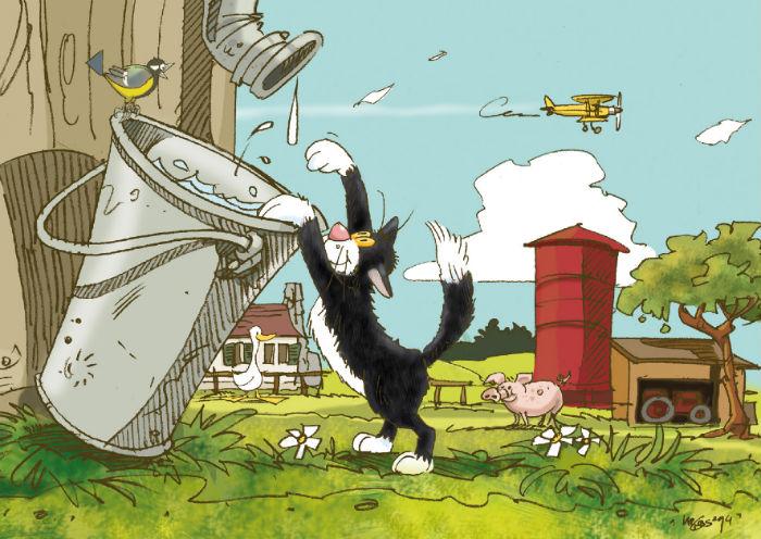 Kinderbücher: Raffi und seine tierischen Freunde