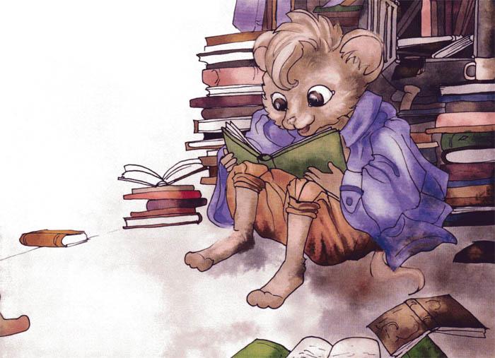 Kinderbücher: Spuk auf Schloss Mauswald