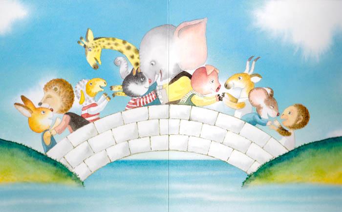Kinderbücher: Stein für Stein