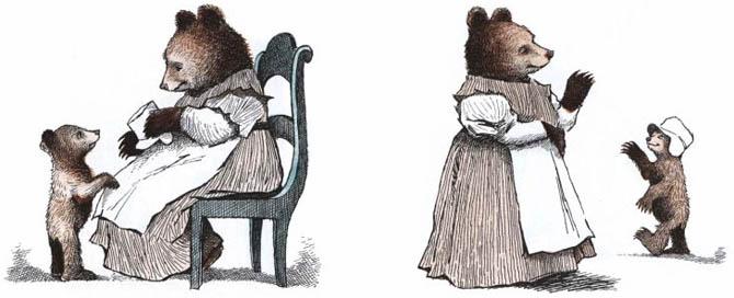 Kinderbücher: Der kleine Bär von Else Holmelund Minarik