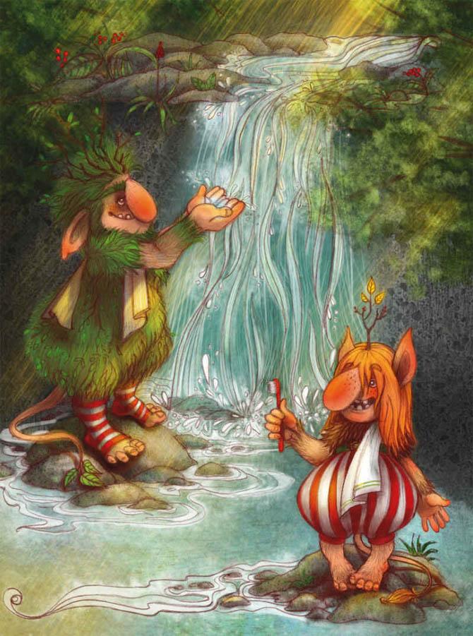 Kinderbücher: Trollwut
