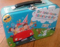 Der Reise-Regen-Rücksitz-Koffer