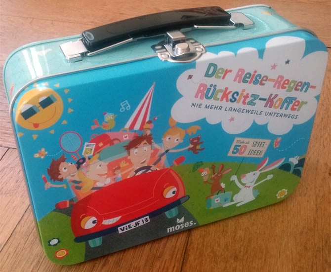 Reise-Regen-Rücksitz-Koffer