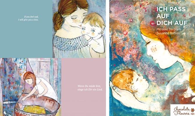 Kinderbücher: Ich pass auf dich auf
