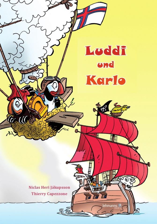 Kinderbüber: Luddi und Karlo