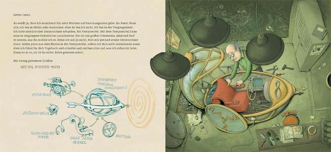 Kinderbücher: Professor Murkes streng geheimes Lexikon der ausgestorbenen Tiere, die es nie gab