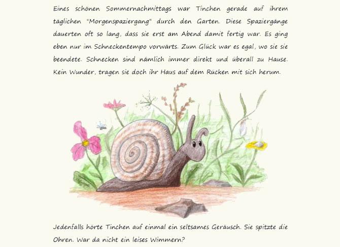 Kinderbücher: Tinchen und die Braatschmaus