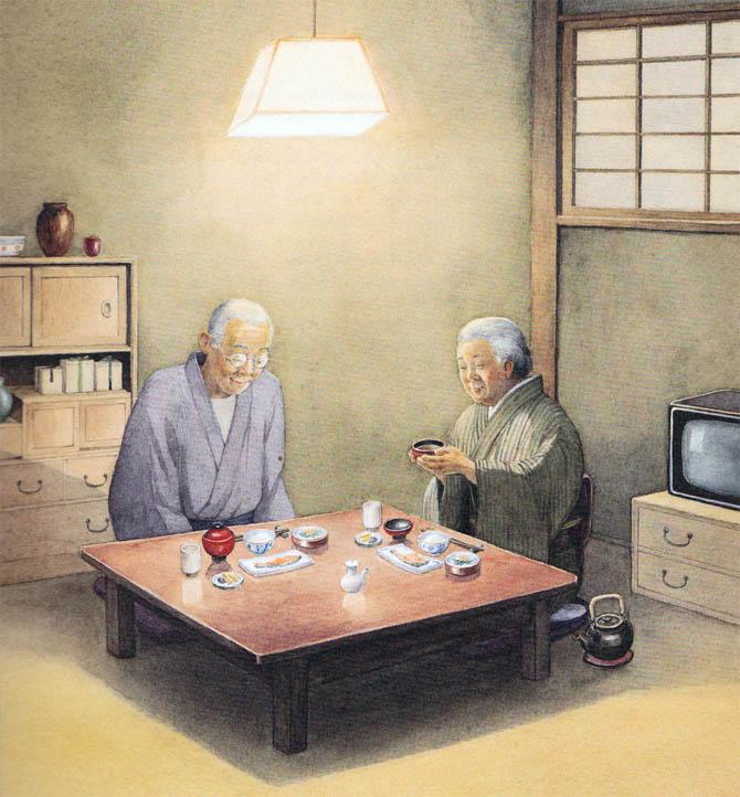 Kinderbuch: Der Kamishibai-Mann