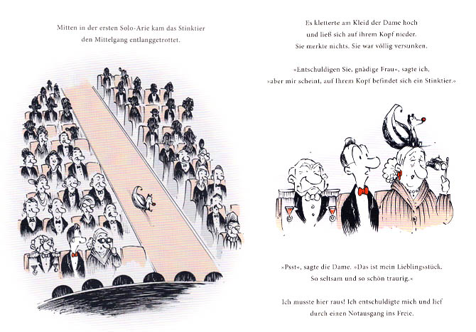 Kinderbücher: Das Stinktier