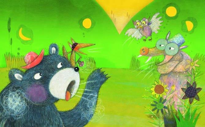 Kinderbücher: Das Geheimnis des Mondes