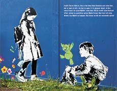 Kinderbücher: Nora und das kleine blaue Kaninchen