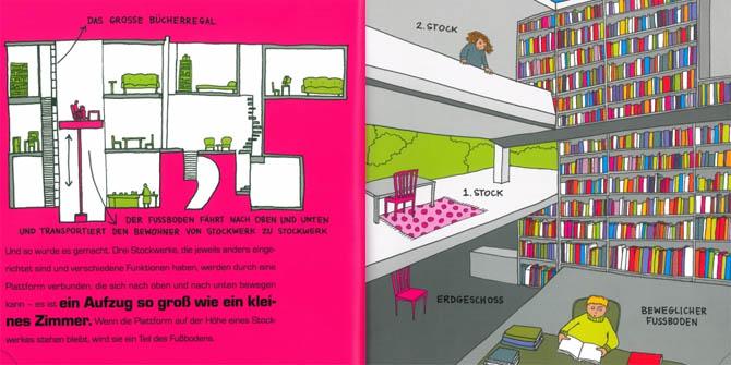 Kinderbücher: Treppe, Fenster, Klo - die ungewöhnlichsten Häuser der Welt