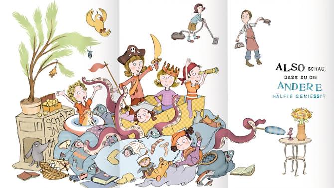 Kinderbücher: Anleitung zum Ungezogensein