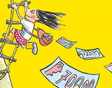 Kinderbuch: Geld zu verkaufen
