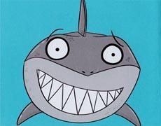 Eine Klasse für sich – Haifischalarm!